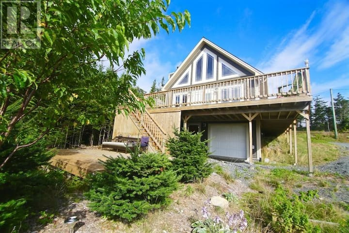 Amazing Chalet, Whitbourne - Colinet - House