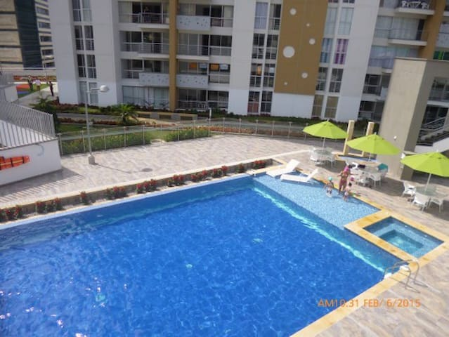 APARTAMENTO HERMOSO - Floridablanca - Apartamento