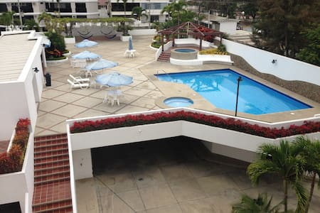 Four bedroom apartment with ocean view. - Salinas