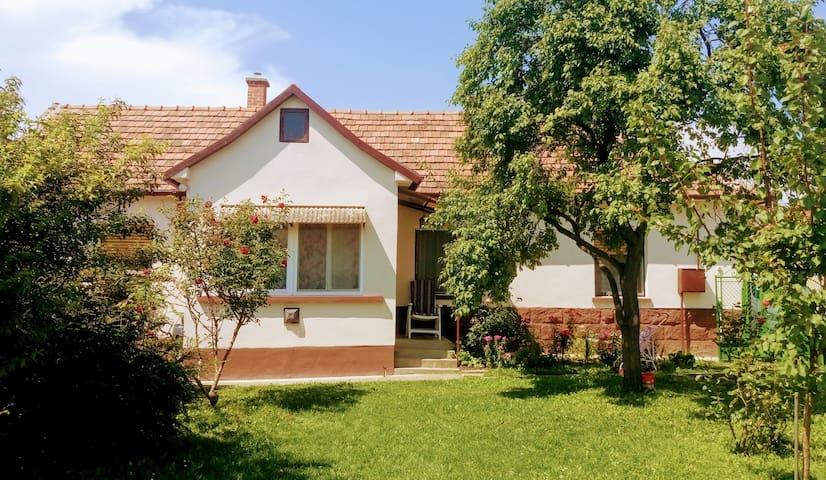 Sunny house Balatonkenese / Napfényes falusi ház - Balatonkenese - Casa
