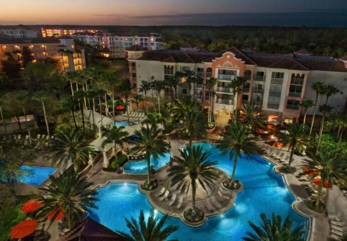 Luxury and confort in Orlando  1296 sqft apartment