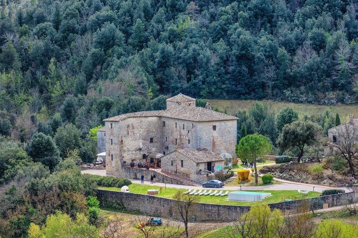 Castello Valenzino in Royal Suite con Jacuzzi