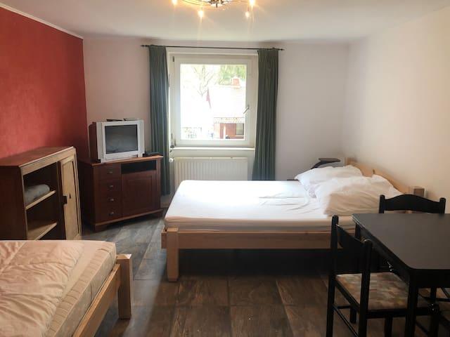 2 bed gastenkamer