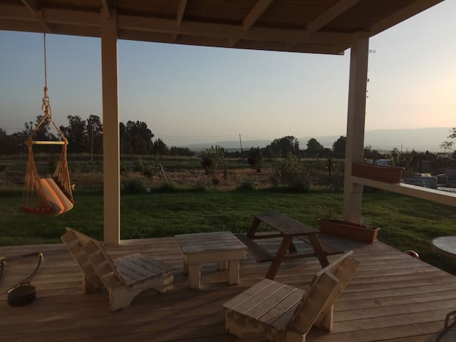 Country house in the Golan Heights