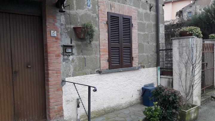 casetta Orvieto..Bolsena Civita di Bagnoregio