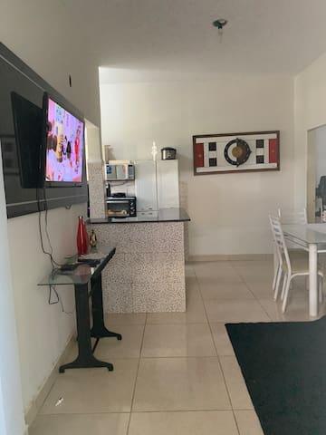 Imperdível centro de Palmas-TO sinta-se em casa