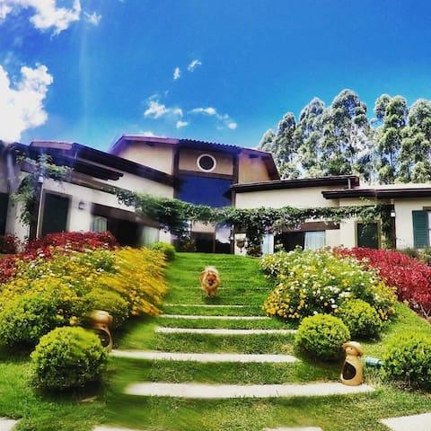 Rancho Manacá - Venda Nova do Imigrante - Cabin