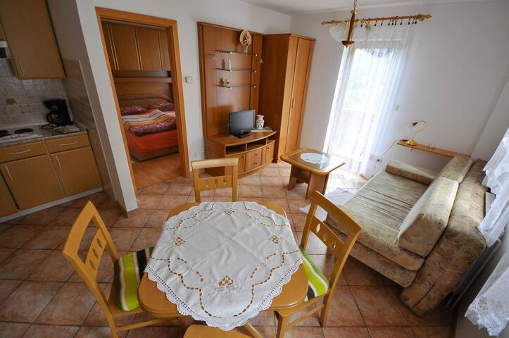 Appartment in Triglav National Park (Tolmin) - Zadlaz-Žabče - Huoneisto
