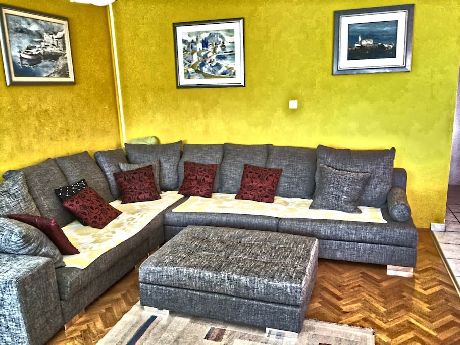 XXL Sofa bed
