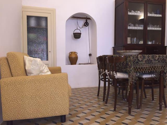 """""""Chiancarella"""" Trulli mare campagna - Putignano - Appartement"""