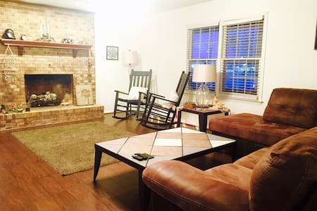 Entire Home in the Heart of Roanoke Rapids - Roanoke Rapids - Dom