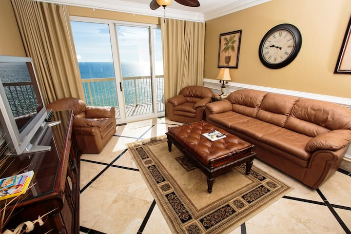 Calypso 12th Flr. Beautiful 1 Br, Sleeps 4.Updated