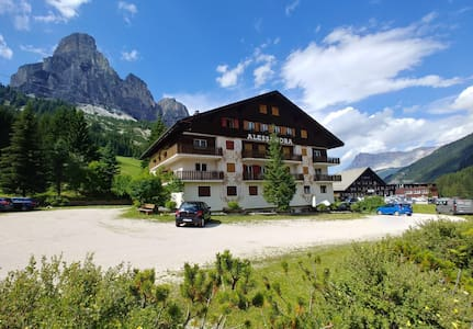 Good Location in Corvara