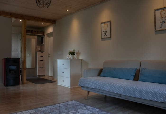 Cosy & bright place close to city center Rakvere!