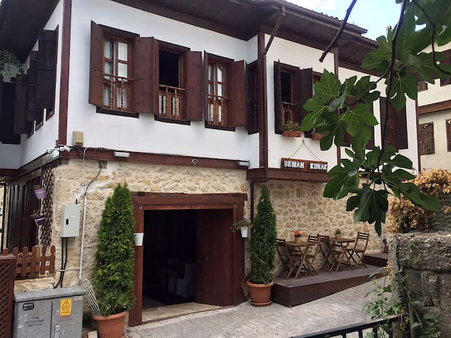 Historical Ottoman Mansion