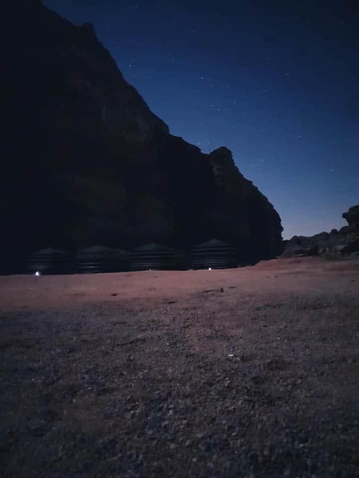 Stardust Desert Camp