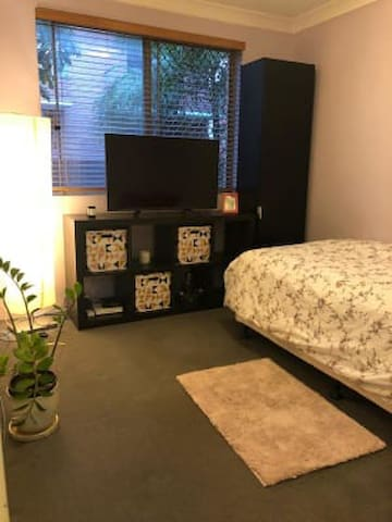 Cheap comfy room