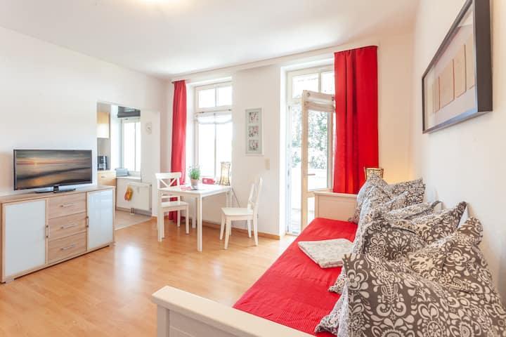 Kleines Studio Apartment für 2 Personen