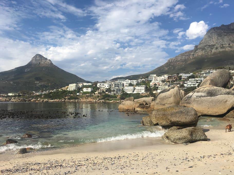 Beta beach - 3min walk from the house