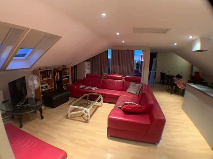 Bovenverdieping/1er Etage villa