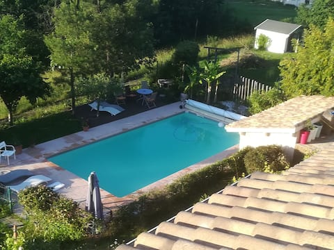 Charming room 10 minutes from Montauban