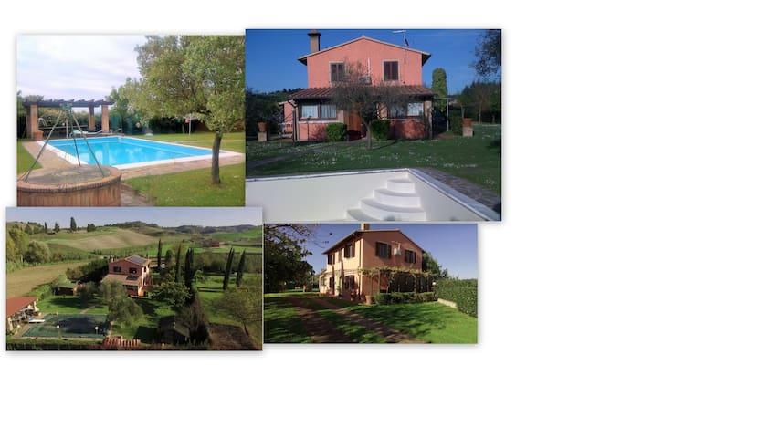 Il casale di Sara - Terricciola - Villa
