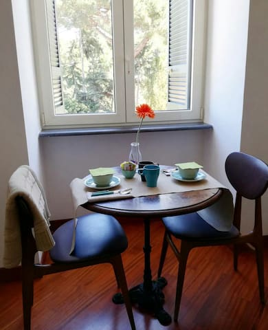 La finestra di fronte - Castellammare di Stabia - Bed & Breakfast