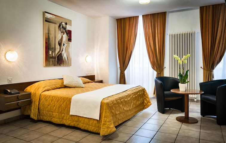 Hotel dell'Angelo Piazza Grande, Double 2