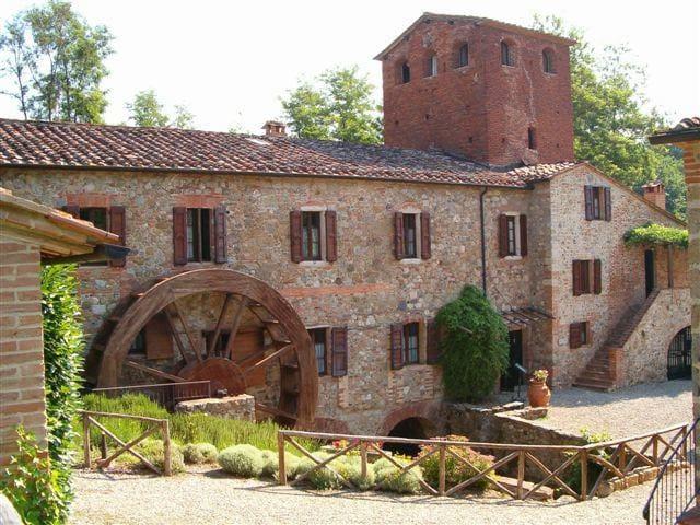 Mulino di campagna - Chiusdino
