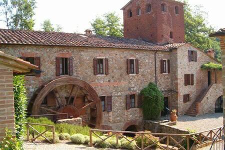 Mulino di campagna - Chiusdino - 家庭式旅館