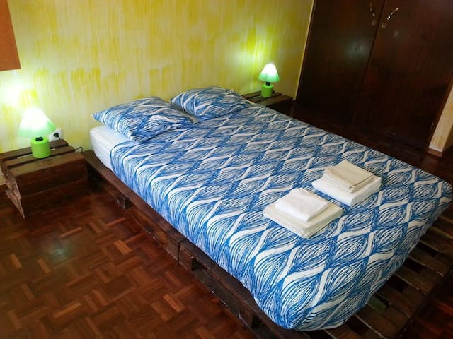 Double Room - SwordFish Eco House B&B