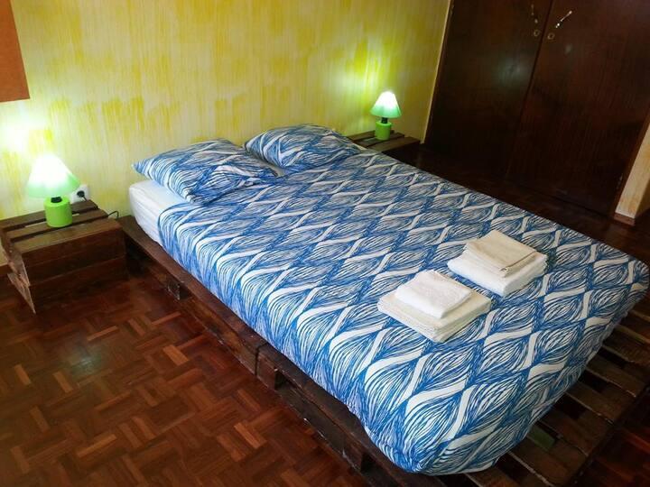 Double Room - SwordFish Eco House B&B