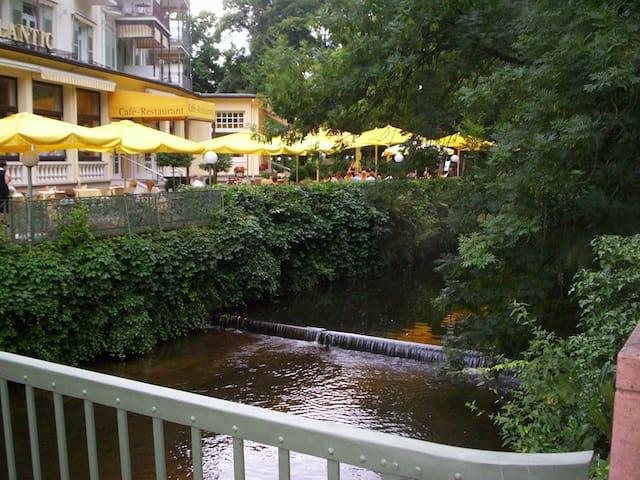Apartment Baden Baden Leopoldstr. 30