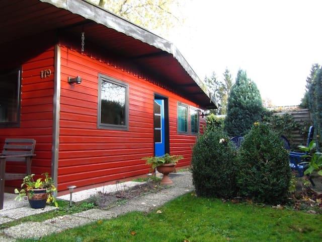 gezellig vakantiehuis nabij bos