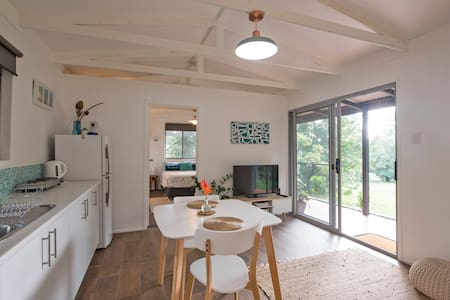 Studio 59 - Private secluded Byron Hinterland.