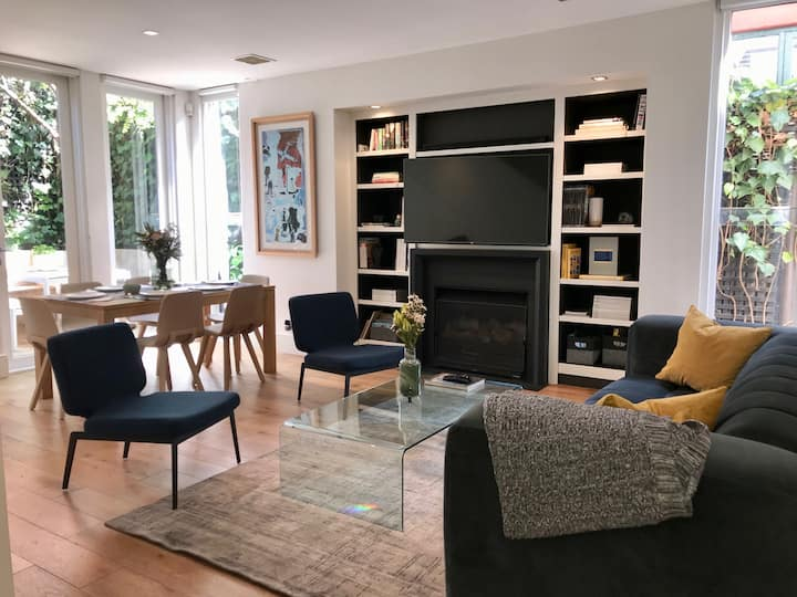 * Woodfull House*  Prahran - Long stay accepted