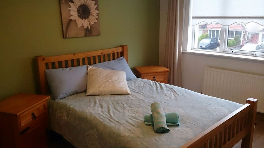Double Bedroom in Lucan - Lucan - Rumah