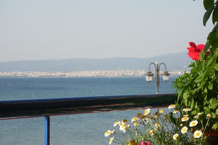 Elegant, sea front and fully equipped appartment - Apartamento