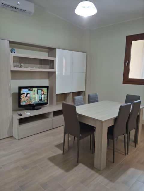 Luminoso Appartamento con terrazza....C.U....Q2483