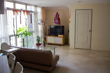 Condo room with private bath - Singapore - Condominium