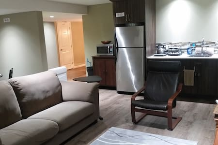 2 Bedroom suite on Greenbelt - 兰利(Langley) - 公寓