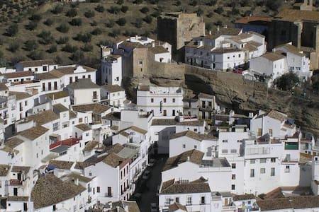 Casa rural Setenil de las Bodegas - Setenil de las Bodegas - Rumah