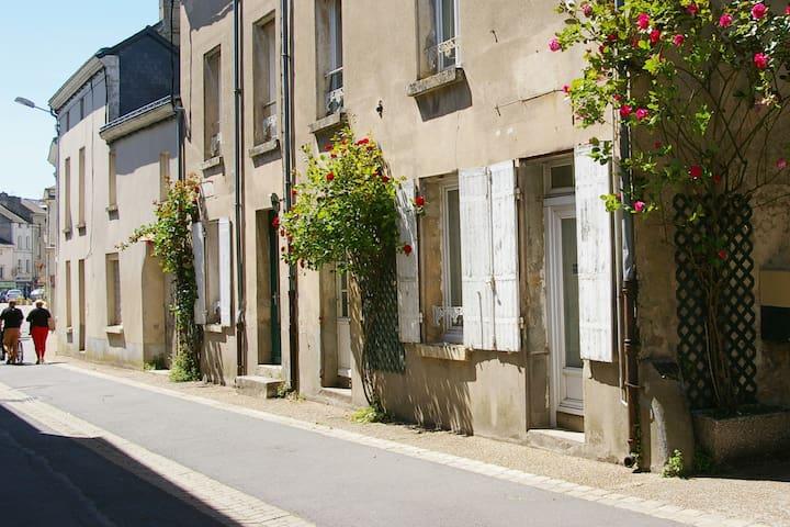 Appart Relais L'île aux roses - Studio 2 pers.