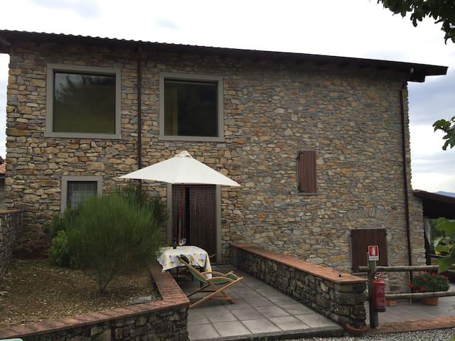 Tuscany (Lunigiana) near 5 terre and Versilia - Bastia - Villa