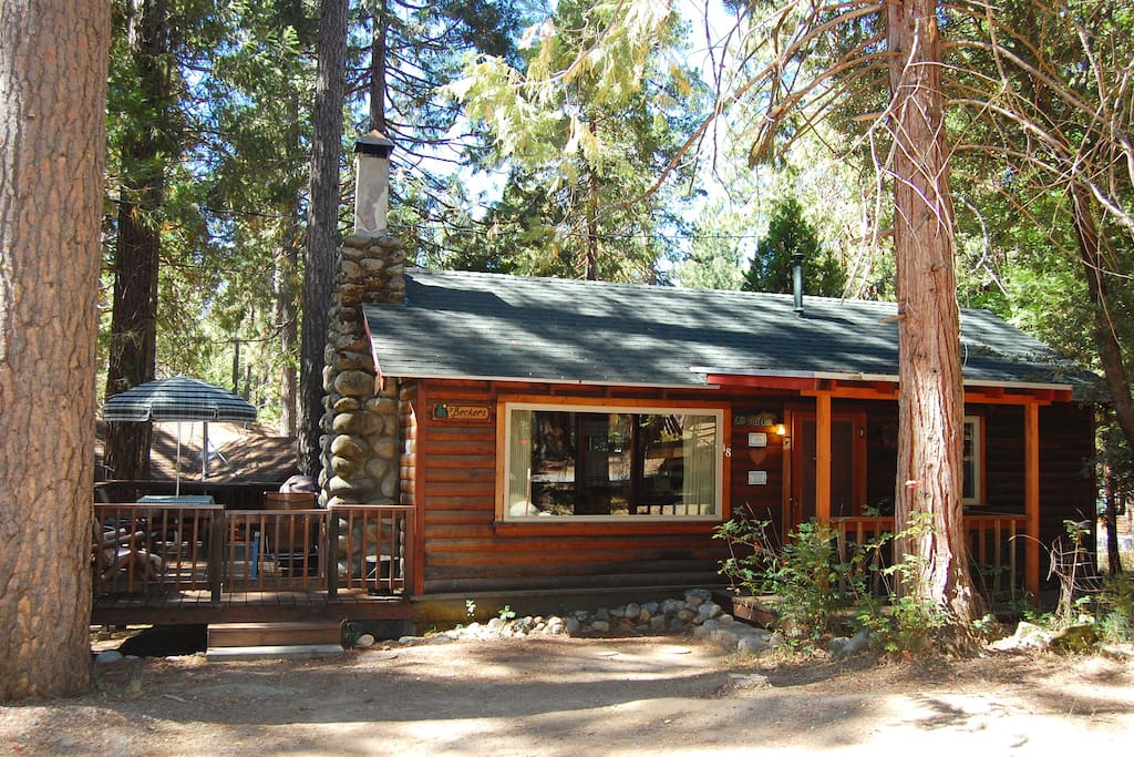 18 le fawn cabins for rent in yosemite national park for Yosemite national park cabin rentals