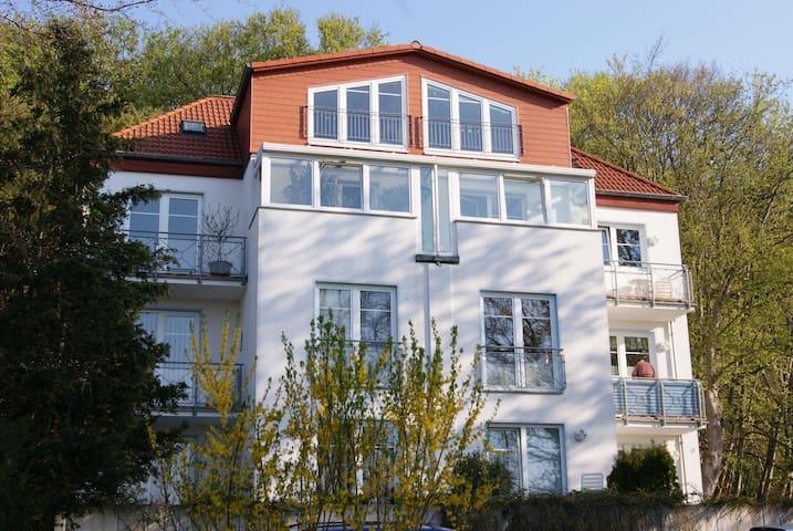 Sassnitz, Villa Tizian, Whg  02