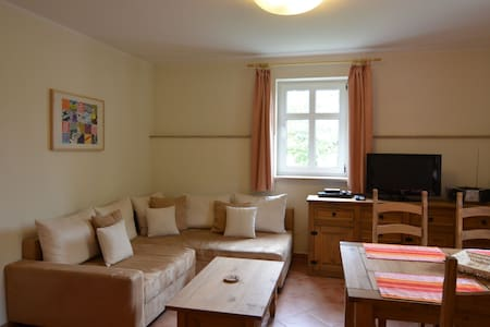 Luxurious apartment in a quiet location in Brandenburg near the Schwielochsee