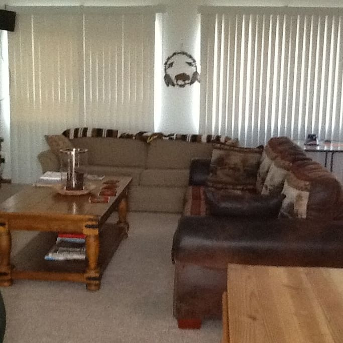 Living Room with 5 Couches