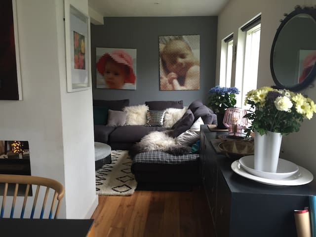 Family home in Bounds Green nr tube