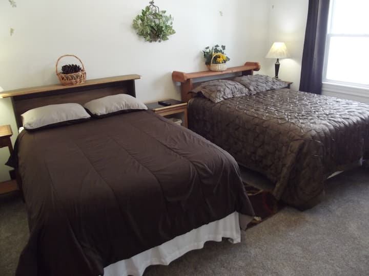 Private 2Bed/Bath/Breakfast close- ohare/chicago